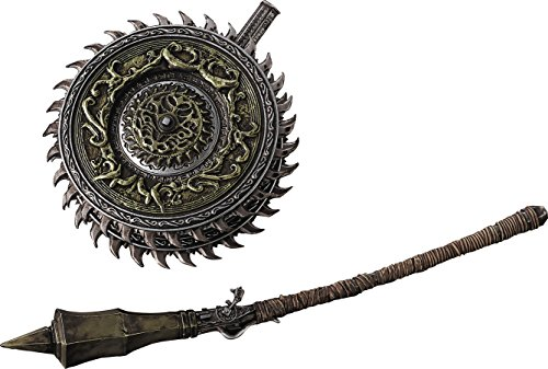 Gecco Bloodborne Hunter's Arsenal Whirligig Saw Weapon (1:6 Scale) by GECCO