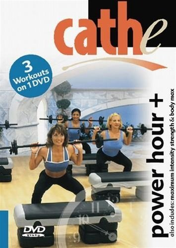Cathe Friedrich Power Hour Maximum Intensity Strength And Body Max DVD by Cathe Friedrich by