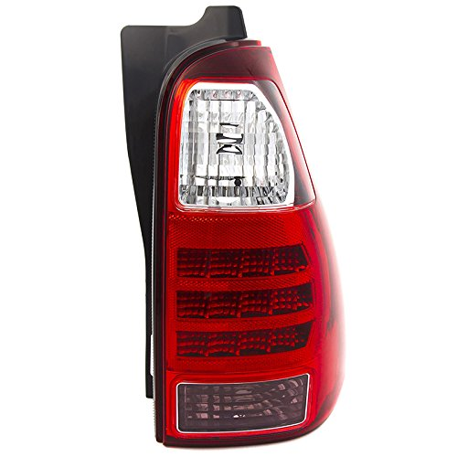 CarPartsDepot Rear Facial Brake Tail Light Lamp Right Side Fit 06-09 Toyota 4Runner TO2801172