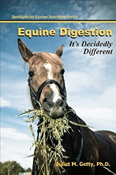 Equine Digestion Its Decidedly Different Spotlight On Equine Nutrition
