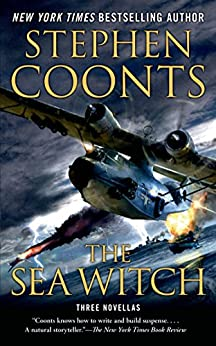 The Sea Witch: Three Novellas by [Coonts, Stephen]