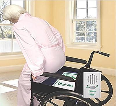 Chair Alarm and Sensor Pad