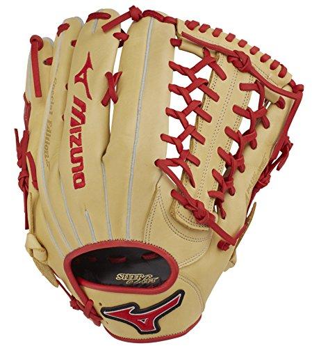 Mizuno GMVP1275PSE7 MVP Prime SE Outfield Base Ball Gloves, 12.75