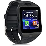 OM ENTERPRISE Z09 Bluetooth Smartwatch with Sim Card, Camera and Memory Slot Support for Android/iOS Devices