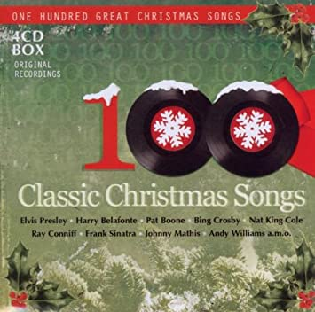 100 classic christmas songs - Christmas Songs Classic