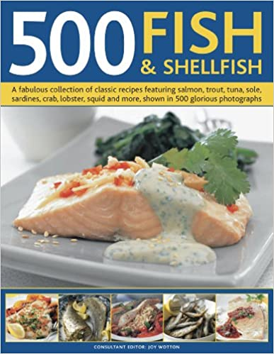 Book 500 Fish and Shellfish