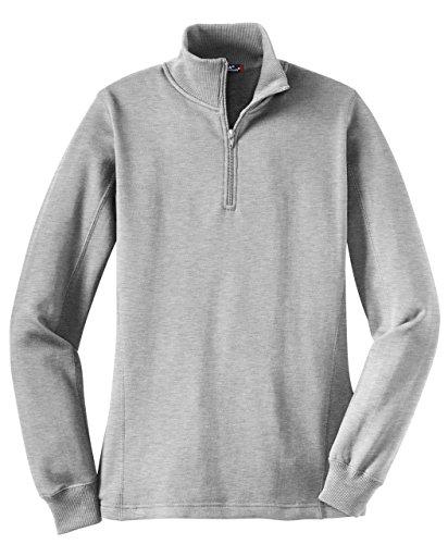 Womens 1/4 Zip Pullover - 3