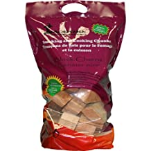 Montana Grilling Gear WCH10-BC Gear Smoking and Cooking Wood Chunks, Black Cherry