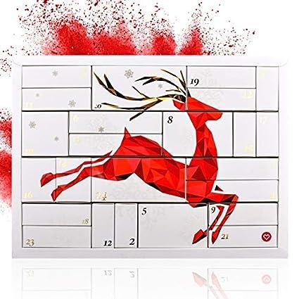 Calendario Avvento Adulti.Amorana Calendario Dell Avvento Erotico Per Adulti Amazon