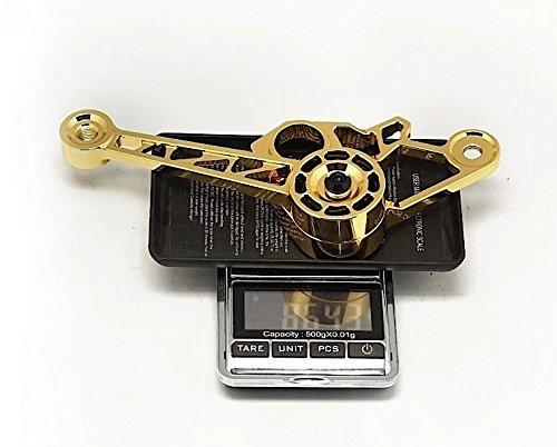 Nov Gold 1/3 speed Al tensioner for Brompton Folding Bike - Dino Kiddo   B01MST5R8Y