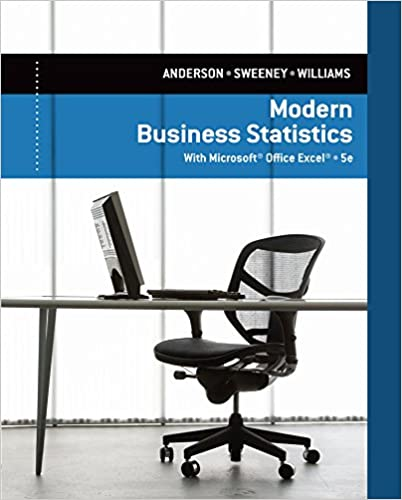 Modern business statistics with microsoft excel loose leaf version modern business statistics with microsoft excel loose leaf version 5th edition fandeluxe Images