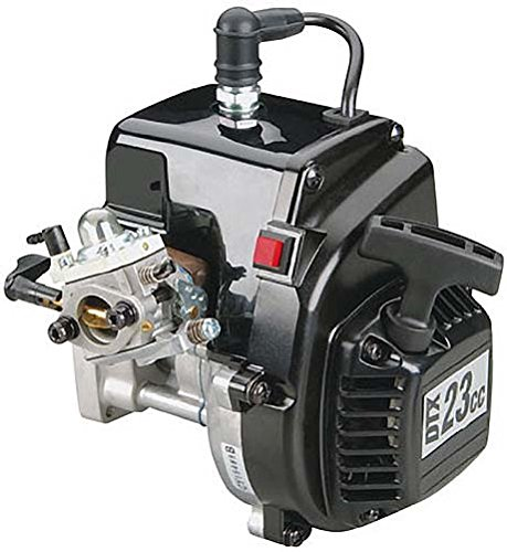 Duratrax 23cc Gas Engine with Complete Pull Start