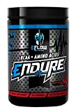 ENDURE BCAA / AMINO ACIDS – Glutamine, Recovery, Intra Workout (Sour Soldier Flavor) Review