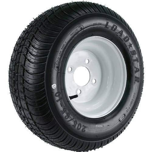 Loadstar Tires 3H270 215/60-8 b/5h wh k399