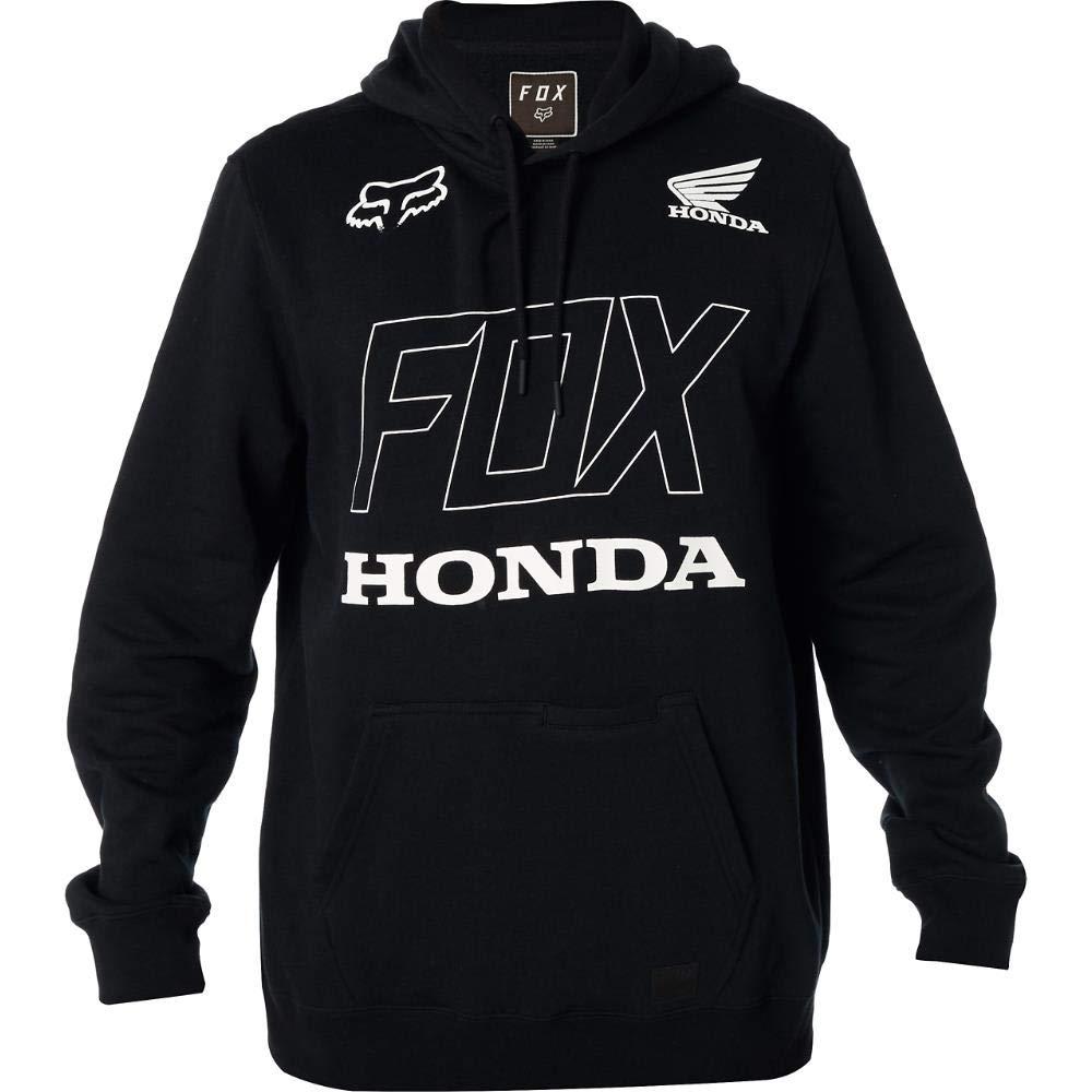 Fox Hoody Honda Schwarz Gr. S