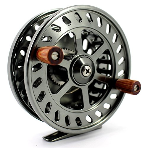 Saion 4 inches Float Reel Centre Pin Reel Steelhead Coarse Floating Trotting Fishing Centerpin 103mm