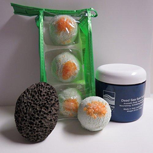 Dead Sea Products Bubble Bath Truffles: Cucumber/Melon 3 ...