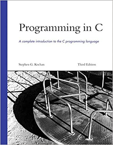 Amazon programming in c 3rd edition 0752063326664 programming in c 3rd edition 3rd edition fandeluxe Image collections