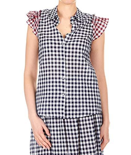 Liu Women's Cotton Jo F19030t5532u9110 Multicolor Shirt htQrsdC