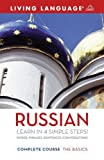 Complete Russian, Living Language Staff, 1400024218
