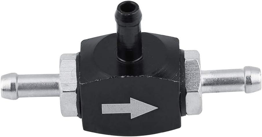 Qiilu Adjustable Manual Turbo Boost Controller Kit Bilateral Valve with Mounting Bracket Universal