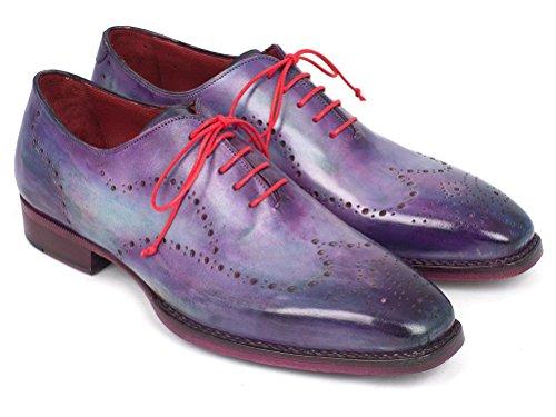uomo Paul Purple viola stringate Parkman Scarpe Hr1ZH