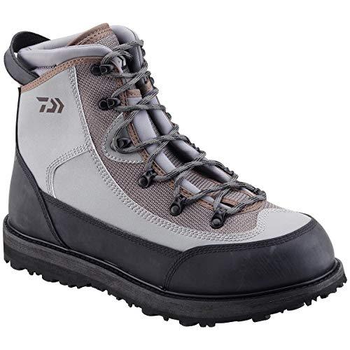 Crestato 45 Shoes Nero Wb Daiwa Grigio Con Wading borchie HxqWACwa