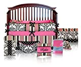 Sophia 5pc. Crib Bedding Set