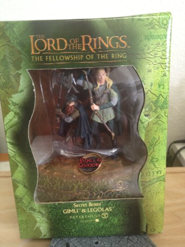 Lord of the Rings (Server Statues)