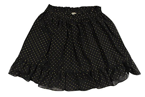 GUESS-Womens-Glitter-Star-A-Line-Skirt
