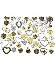 ساعة يد متعددة الأنماط من سبيكة Kinteshun ساعة وجه ساعة ساعة حركة بخار بانك سحر موصل قلادة لصنع المجوهرات DIY