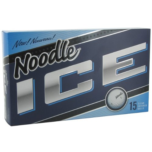 New Taylor Made Golf - Noodle Ice Golf Balls- 15 Ball Pack