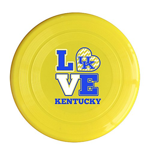 AOLM I Love University Of Kentucky Outdoor Game Frisbee Flying Discs - Xl Spy Sunglasses