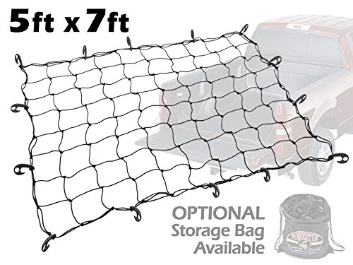 cargo net long bed - 3
