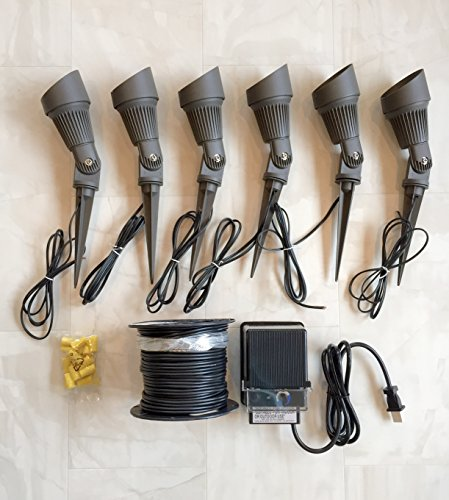 Professional Landscape Lighting Kits