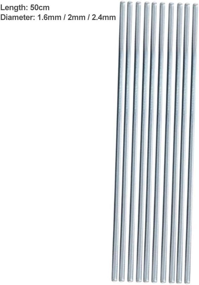Soldadura Varillas con n/úcleo fundente No requiere fundente punto de fusi/ón s/úper bajo m/ás fuerte que el metal original Excelente resistencia a la corrosi/ón