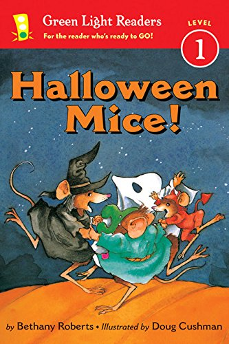 [Halloween Mice! (Green Light Readers Level 1)] (City Mouse Costume)