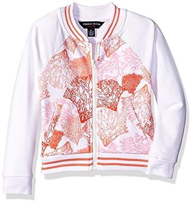 French Toast Girls' Varsity Jacket