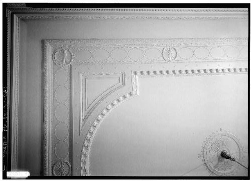 HistoricalFindings Photo: State Dining Room,White House,1600 Pennsylvania Avenue,Washington,DC,HABS,19