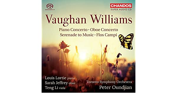 Vaughan Williams: Piano Concerto, Oboe Concerto, Serenade to ...