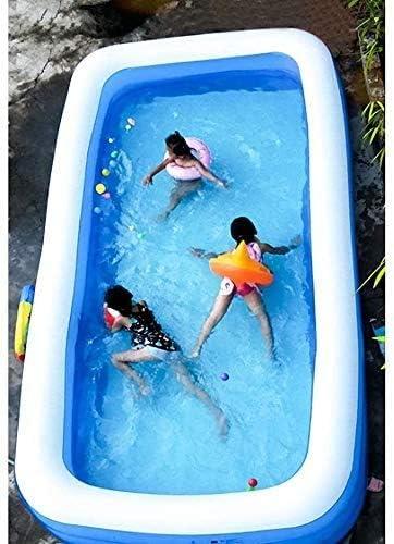 FEE-ZC Piscina portátil de Verano para Nadar en Familia Gigante ...