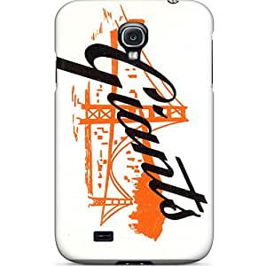 Defender Cases With Nice Appearance (san Francisco Giants) For Galaxy S4 Black Friday