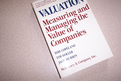 Pdf valuation koller