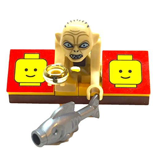 MinifigurePacks: Lego Hobbit Bundle (1) Gollum