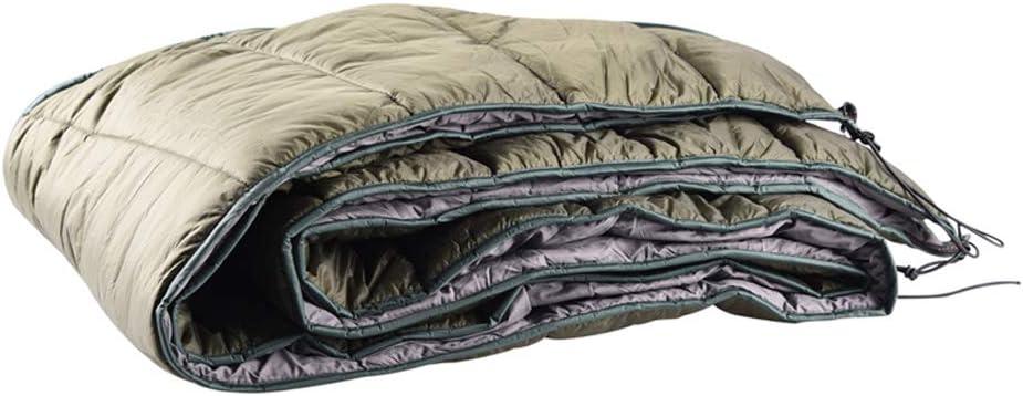 Lightweight Camping Warm Hammock Under Quilt Full Length Under Blanket for Backpacking Backyard Outdoor Sleeping Gear Ruixf Winter Hammock Underquilt