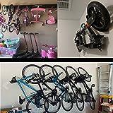 TENFLY 12 Pack Heavy Duty Bike Storage Hooks