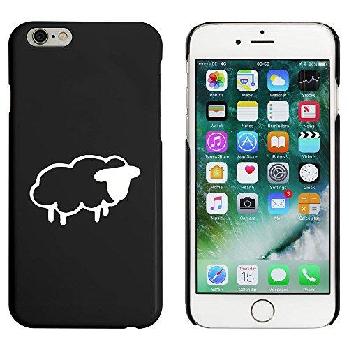 Noir 'Mouton' étui / housse pour iPhone 6 & 6s (MC00083992)