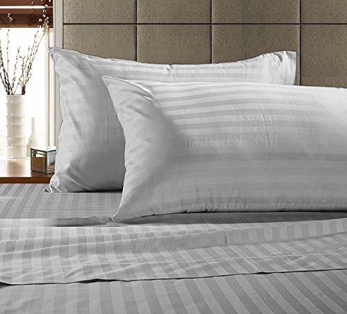 Cotton Damask Pillowcase - 4