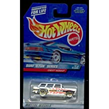 Hot Wheels 1999-964 Surf'n FUN 4 of 4 Chevy Nomad 1:64 Scale