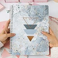 Cuaderno papel de piedra espiral REVERIE (Hoja Blanca)